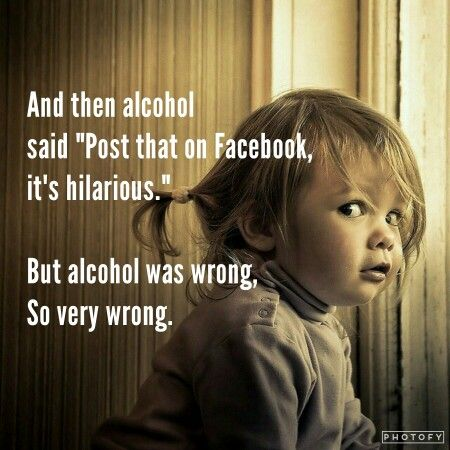 alcohol said